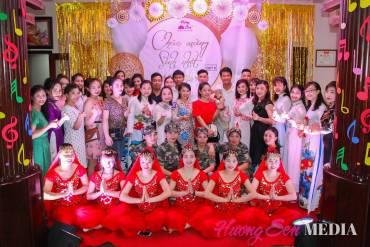 Chùm ảnh ấn tượng tại Party sinh nhật Hương Sen 78 Yên Phụ
