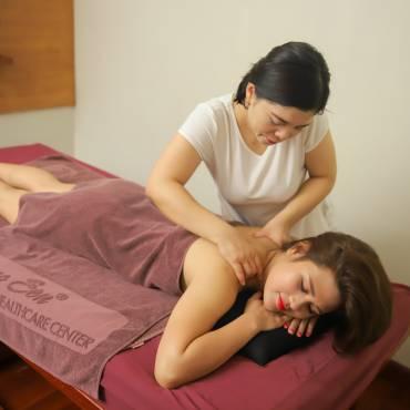 Massage Hương Sen Tinh hoa Nghệ thuật