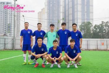 Hương Sen tham gia Giải bóng đá Hacinco mở rộng 2017