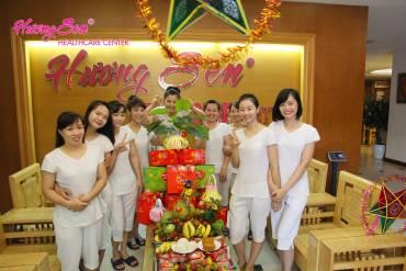 Tết Đoàn viên ấm áp tại Hương Sen Healthcare Center